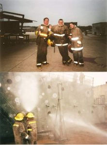 Maritime Firefighting School