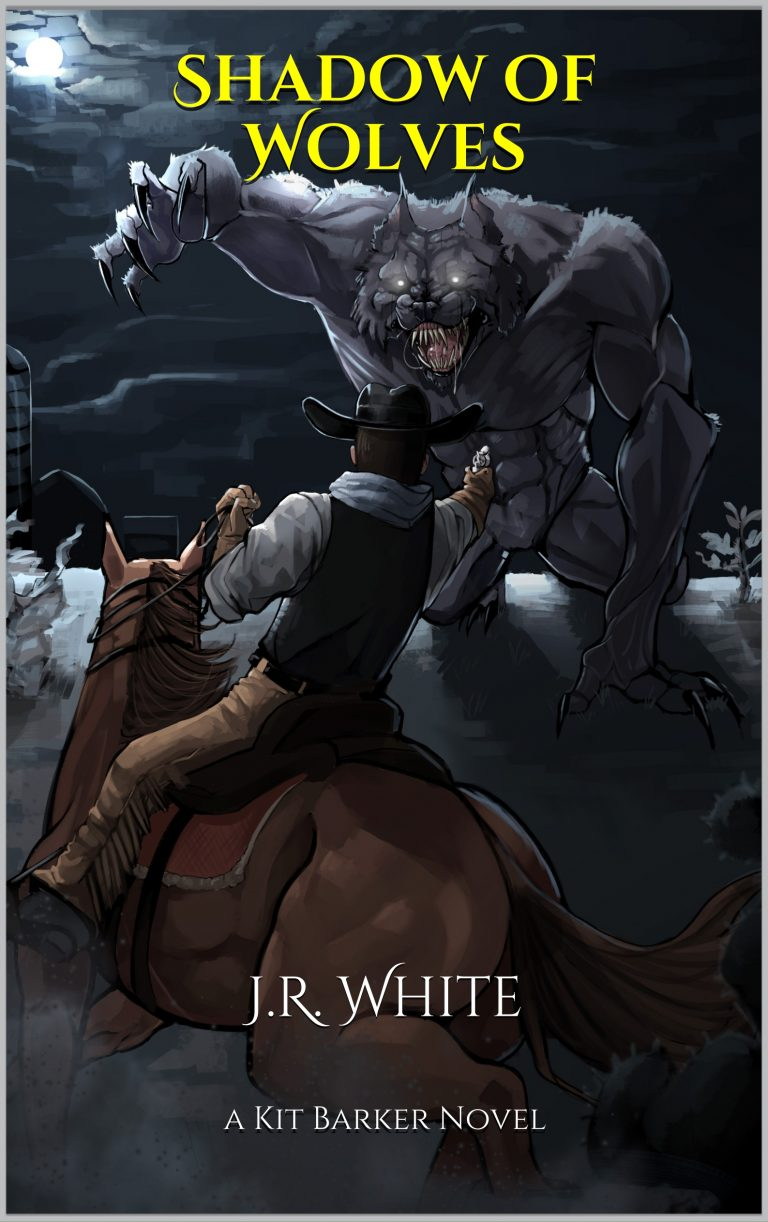 Shadow of Wolves Book